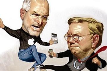Vì sao Steve Jobs thù ghét Android đến mức từng tuyên bố sẽ phá hủy Android đến khi trút hơi thở cuối cùng?