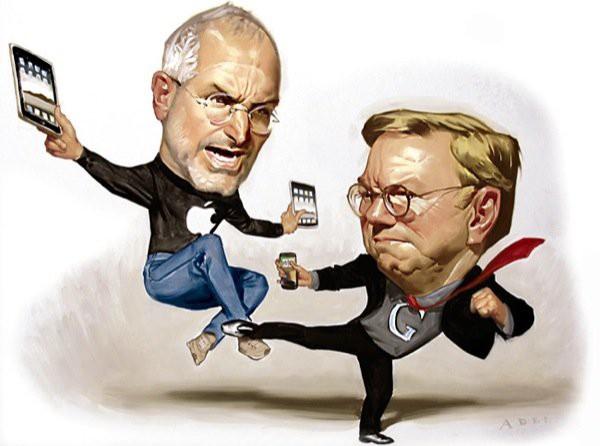 Vì sao Steve Jobs thù ghét Android đến mức từng tuyên bố sẽ phá hủy Android đến khi trút hơi thở cuối cùng? - Ảnh 2.