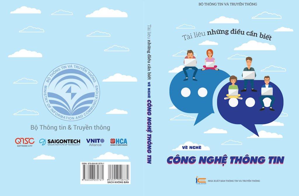 Công bố phát hành Tài liệu những điều cần biết về nghề CNTT   Phát hành Tài liệu những điều cần biết về nghề CNTT   Bộ TT&TT phát hành Tài liệu những điều cần biết về nghề CNTT