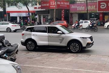 Ôtô Trung Quốc được phép nhái các thương hiệu hạng sang?