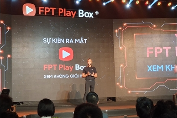 FPT Play Box+ ra mắt, chạy Android 9, điều khiển giọng nói tiếng Việt, giá bán 1,59 triệu đồng