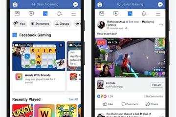 """Facebook dành vị trí """"vàng"""" cho game trên ứng dụng di động"""