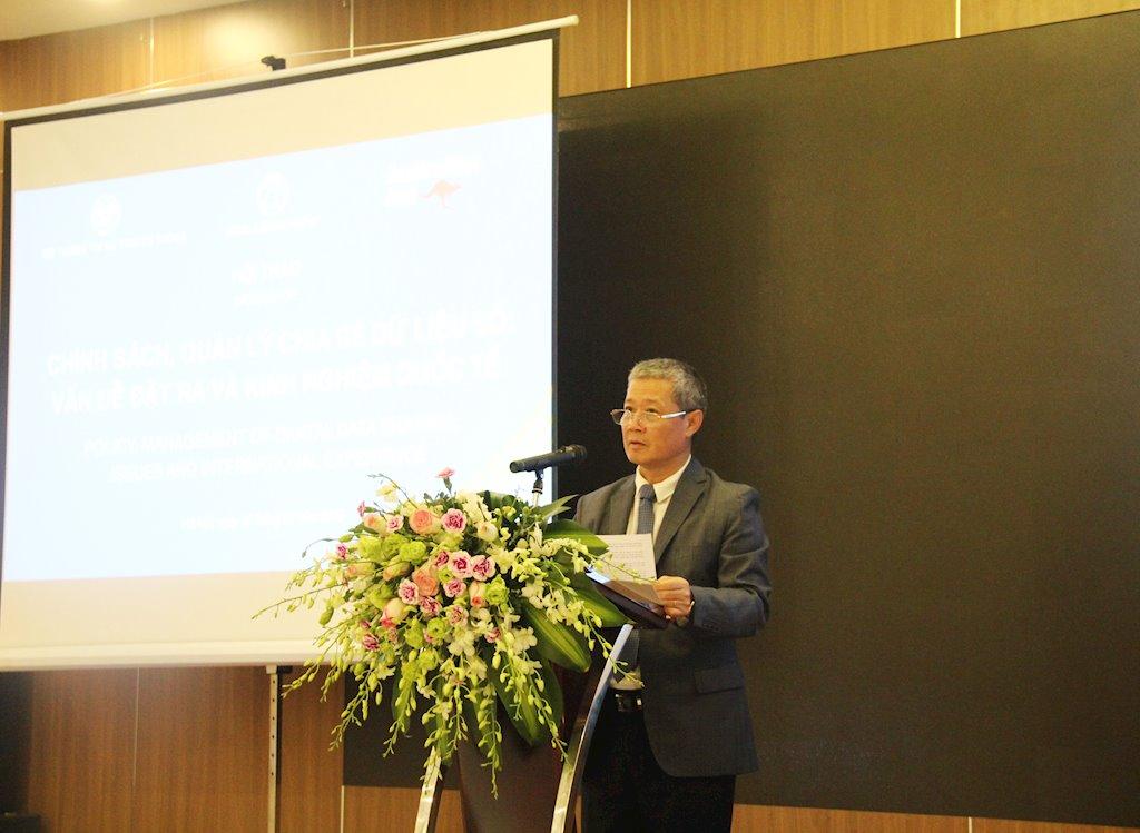 Chính phủ Việt Nam đã nỗ lực lớn trong việc tạo nền móng cho phát triển Chính phủ điện tử | Dữ liệu số cần được cung cấp ra xã hội để phục vụ sự phát triển của toàn xã hội | 3 khuyến nghị của chuyên gia WB về chính sách quản lý, chia sẻ dữ liệu số