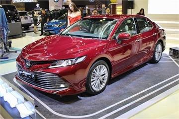 Toyota Camry 2019 nhập khẩu sắp bán tại Việt Nam