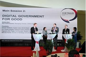 """Chuyên gia UNDP: """"Xây dựng lòng tin là yếu tố quan trọng trong phát triển Chính phủ số"""""""