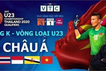 Link xem trực tiếp U23 Việt Nam vs U23 Indonesia (20h hôm nay)