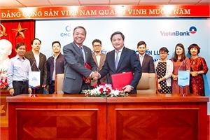 CMC ký hợp tác chiến lược đưa VietinBank trở thành ngân hàng số hàng đầu Việt Nam