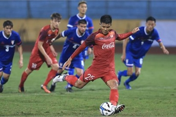 ICTnews đang phát trực tiếp vòng loại U23 châu Á 2020: U23 Việt Nam vs U23 Brunei