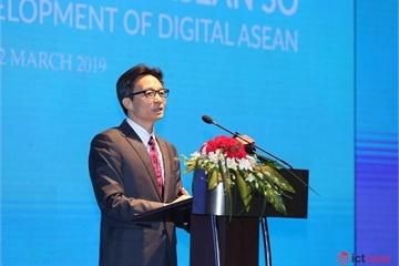ASEAN phải đi đầu về ứng dụng 5G và liên kết thành khu vực đầu tiên của thế giới về kinh tế số