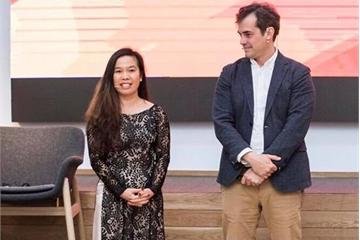 """Nữ tướng VinSmart: """"VinSmart tới châu Âu để kể về một Việt Nam mới"""""""