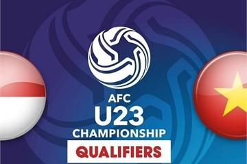 Xem bóng đá trực tuyến trên YouTube hôm nay: U23 Việt Nam vs U23 Indonesia