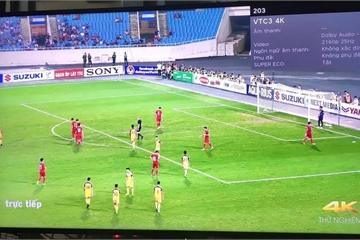 Xem trận đấu U23 Việt Nam vs U23 Indonesia trên kênh VTC3 HD chuẩn công nghệ 4K ở đâu?