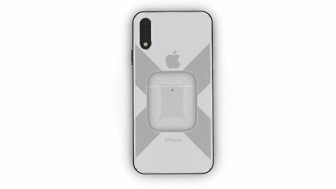 Ban dung iPhone X 2020 - van tay duoi man hinh, sac nguoc cho AirPods hinh anh 7