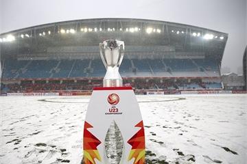 Lịch thi đấu lượt trận cuối vòng loại U23 Châu Á 2020 ngày mai 26/3