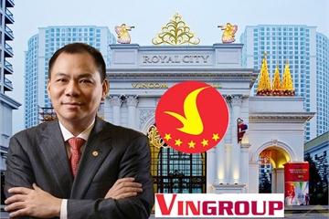 Tập đoàn khổng lồ Hàn Quốc SK Group bơm 1 tỷ USD vào Vingroup