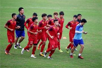 Trực tiếp U23 Việt Nam - Thái Lan tối nay: Gọi tên Quang Hải, Đình Trọng, Đức Chinh...