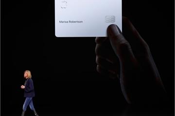 Tất tần tật những gì cần biết về chiếc thẻ tín dụng mới toanh của Apple