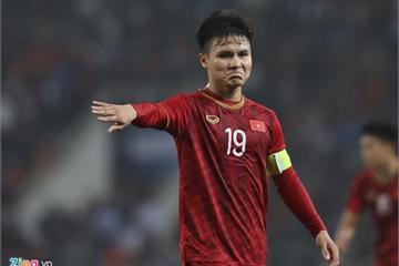 Quang Hải: 'Tỷ số 4-0 trước U23 Thái Lan không có gì bất ngờ'