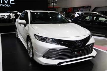 Chi tiết Toyota Camry 2019 sắp ra mắt tại Việt Nam