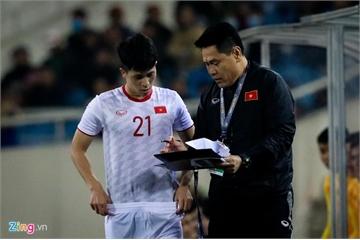 U23 Việt Nam xuất phát với 6 cầu thủ vô địch AFF Cup để đấu Thái Lan
