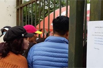 Vé trận U23 Việt Nam- U23 Thái Lan: Dân phe náo loạn trước cổng VFF