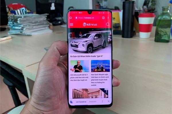 """Ảnh và video trên tay """"siêu phẩm"""" Huawei P30 Pro tại Việt Nam"""