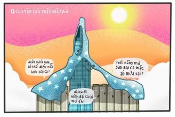 Ảnh chế 'Sài Gòn có 2 mùa, nóng và mùa nóng hơn' của dân mạng
