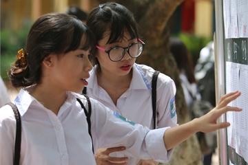 Lịch thi vào lớp 10 năm 2019 của học sinh Hà Nội