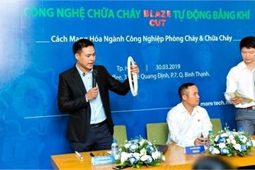 Olymsafety ra mắt công nghệ chữa cháy tự động tại Việt Nam