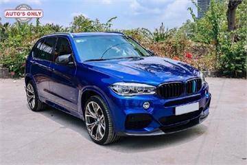 Dân chơi Bạc Liêu chi 1 tỷ đồng độ BMW X5 với gói M-Sport chính hãng