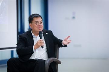 """Khi được hỏi """"anh có dám bán nhà để theo đuổi giấc mơ"""", đây là câu trả lời của Chủ tịch FPT Software Hoàng Nam Tiến"""