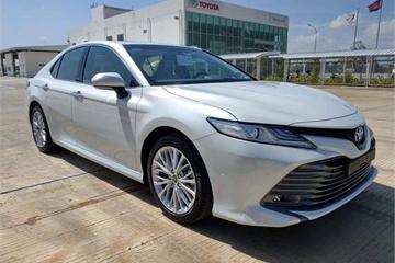 Toyota Camry 2019 lộ thông tin chi tiết trước ngày ra mắt thị trường Việt Nam