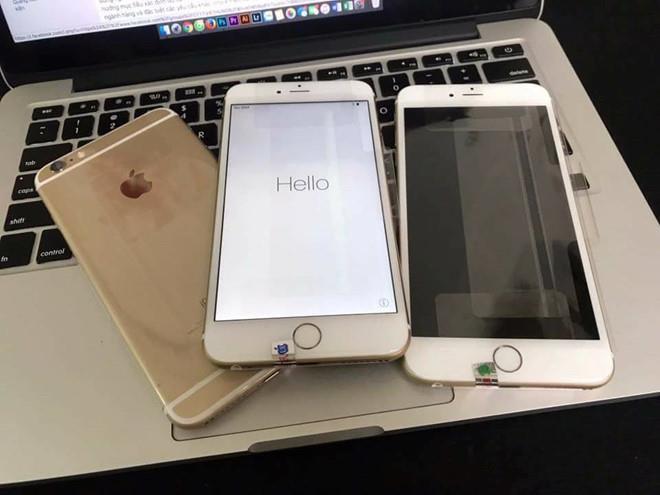 Nguoi dung iPhone lock tai Viet Nam lai khon kho voi Apple hinh anh 2