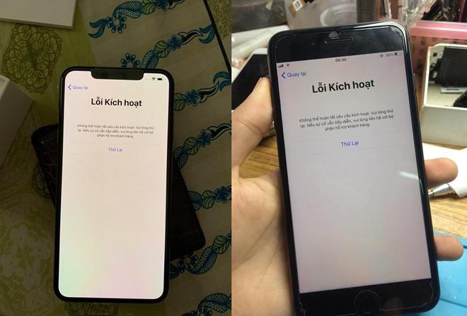 Nguoi dung iPhone lock tai Viet Nam lai khon kho voi Apple hinh anh 1