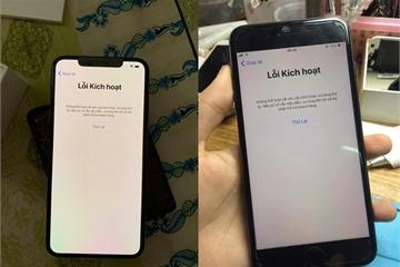 Người dùng iPhone lock tại Việt Nam lại khốn khổ với Apple