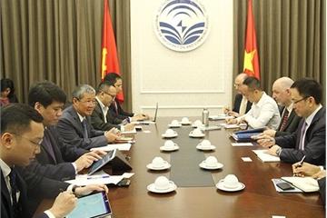 Thời điểm vàng để Hoa Kỳ-Việt Nam tăng cường hợp tác lĩnh vực ICT và công nghệ cao