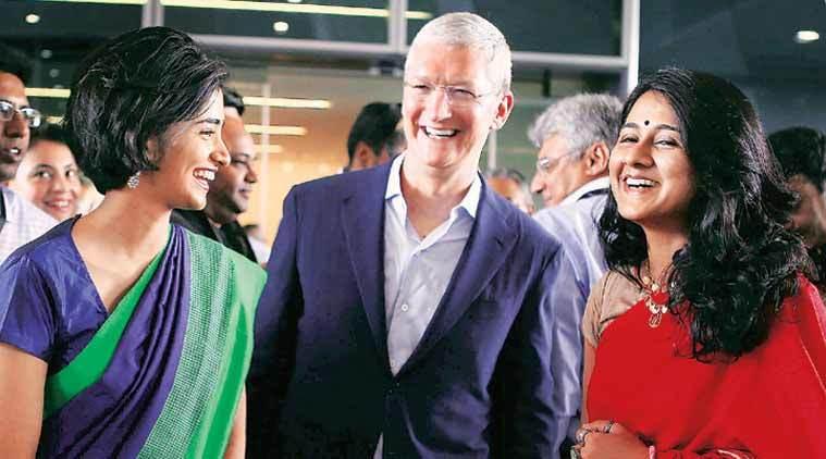 Apple sẽ sản xuất iPhone tại Ấn Độ