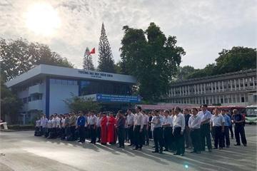 Mã ngành trường Đại học Bách khoa TP.HCM 2019