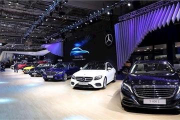 Mercedes-Benz là môi trường làm việc tốt nhất ngành ô tô Việt Nam
