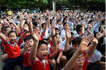 Hơn 10.000 học sinh cả nước dự Vòng thi cấp quốc gia ViOlympic năm học 2018-2019