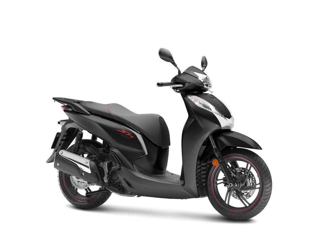 Honda SH300i nhập khẩu