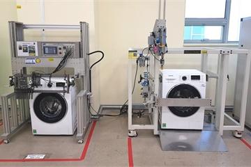 Máy giặt được kiểm tra độ bền thế nào trước khi xuất xưởng?