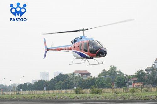 Fastgo sắp ra mắt dịch vụ gọi trực thăng trên ứng dụng di động | Fastgo sẽ ra mắt dịch vụ gọi trực thăng trên smartphone FastSky vào cuối tháng 4 | Từ cuối tháng 4/2019, có thể đặt dịch vụ gọi trực thăng trên smartphone FastSky