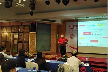 Việc đầu tiên lãnh đạo doanh nghiệp Việt cần làm là thay đổi nhận thức về chuyển đổi số