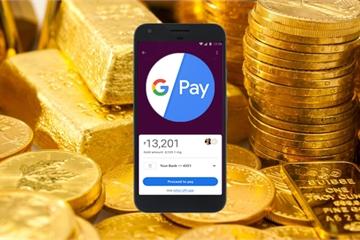 Google cho phép người dùng mua... vàng ngay trên điện thoại