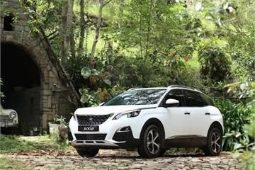 Peugeot Việt Nam ưu đãi cho khách mua Peugeot 3008 và Peugeot 5008