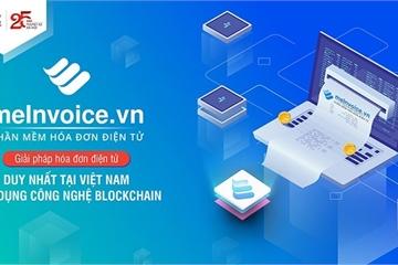 Tìm hiểu về hóa đơn điện tử đầu tiên ứng dụng công nghệ Blockchain