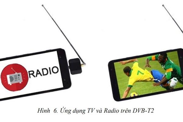 Truyền hình Phương Nam thử nghiệm thu xem truyền hình di động trên hạ tầng DVB-T2