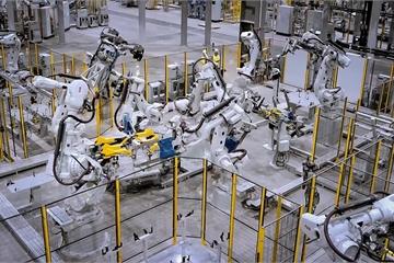 Nhà máy ô tô VinFast chính thức khánh thành vào tháng 6 tới