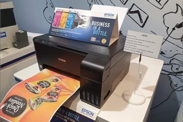 Epson Việt Nam có Tổng giám đốc mới, sẽ bán thêm rô-bốt bên cạnh máy in, máy chiếu